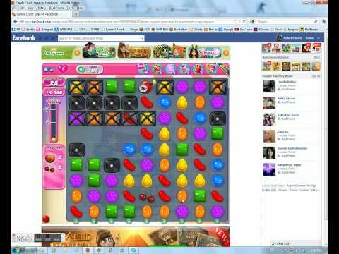 Candy Crush Saga - Level 205