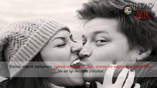 Neden öpüşürüz?︱Neden öperiz?︱Hiç Merak ETTİNİZ Mİ ?