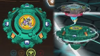 NEW DRACIEL S GAMEPLAY   Beyblade Burst Evolution God APP Gameplay PART 39