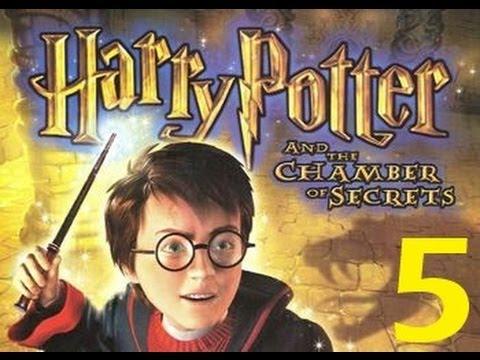 Harry Potter II - #5 [Рог Двурога. Дуэль!]