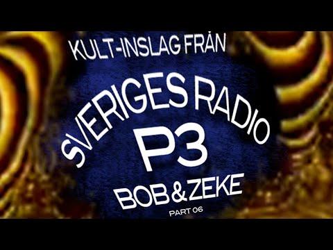 Legendariska Inslag från Sveriges Radio P3 med Cyberpunkarna Bob & Zeke, Part 11