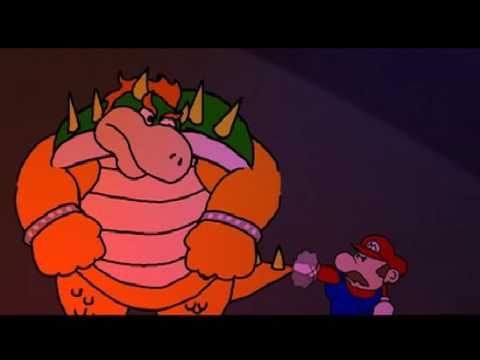 Mad Mad Mario German Dub video