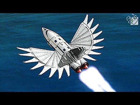 СОКОЛ ТЫСЯЧЕЛЕТИЯ! (Kerbal Space Program)