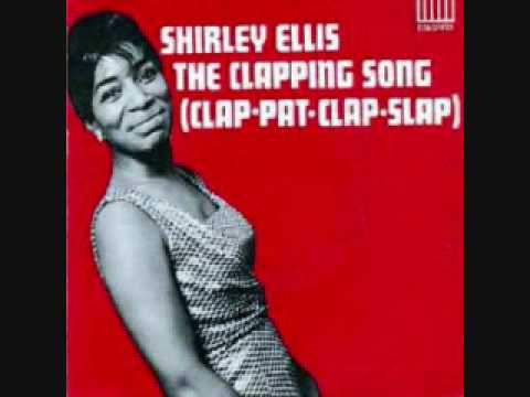 shirley ellis the clapping song