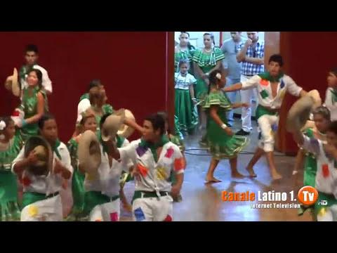 1ER CONCURSO DE DANZAS Y CAPORALES MILAN 2011 - ITALIA (1era Parte)