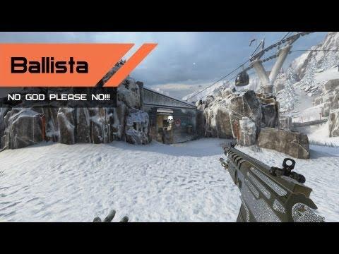 Call of Duty: Black Ops 2 - Гайд по Ballista [NO GOD PLEASE NO!]