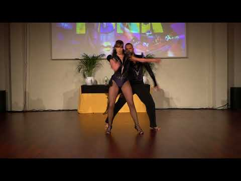 ZNL2018 Mathilde & Alex in performance ~ Zouk Soul