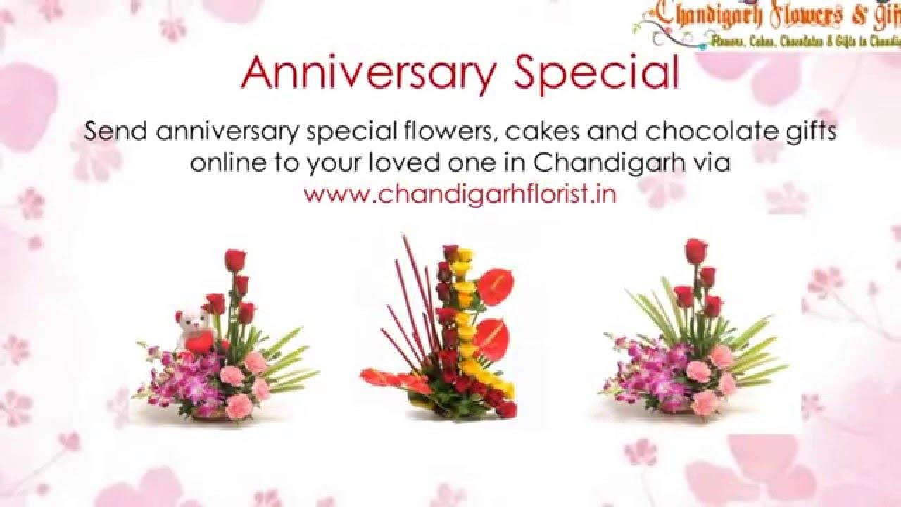 Send Valentine Flowers to Chandigarh