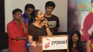 Saravanan Irukka Bayamaen Movie Press Meet Part 1