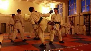 - Karate training 5 -