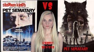 Lindsay Reviews: Pet Sematary (1989) vs Pet Sematary (2019)