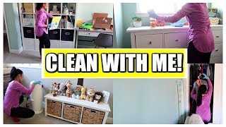 QUICK CLEAN WITH ME!