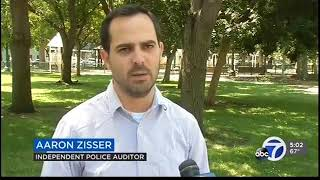 Protest video has critics seeking San Jose's Independent Police Auditor to resign