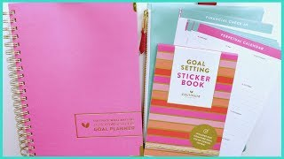 First Impressions - *NEW* 2020 PowerSheets: Goal Setting Planner | Romina Vasquez