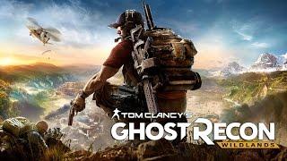 Tom Clancy's Ghost recon: wildlands Online gameplay.
