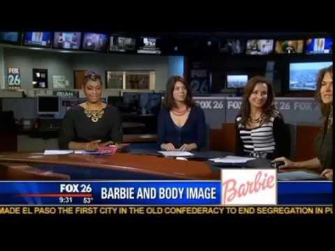 KRIV FOX 26 Panel - Barbie & Body Image