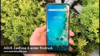 ASUS ZenFone 6 erster Eindruck