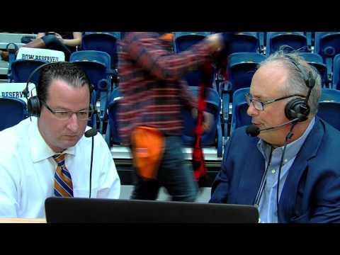 UTSA Men's Basketball post game vs Florida Atlantic 2016