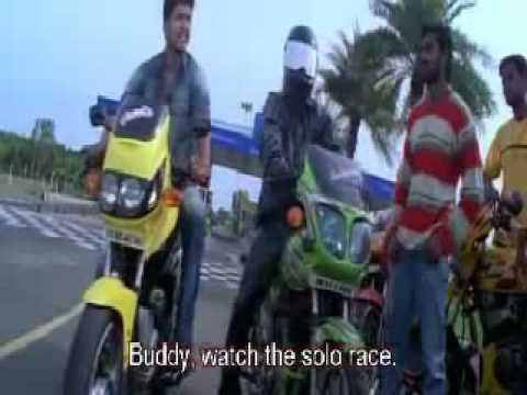 Thirumalai Vijay Rocking Intro & The Bike Race Hq !! video
