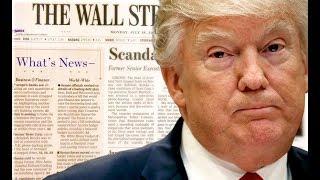 Leaked Trump Transcript Indistinguishable from SNL Script