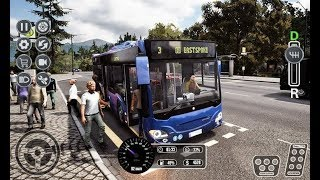Euro Bus Sim 3D 2019 Android Gameplay