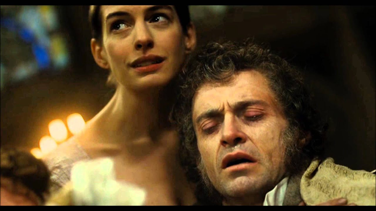 the three influence of jean valjean in les miserables