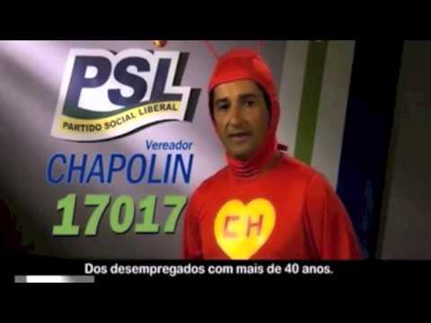 Les propagandes électorales au Brésil. une comédie nationale?