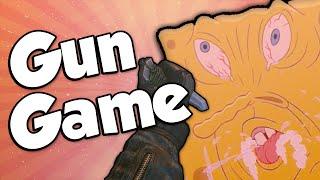 WEIRDEST NOISE EVER!? (Gun Game Reactions - Call of Duty: Black Ops 2)