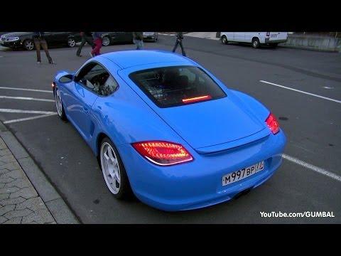 Porsche Cayman S w/ Milltek Sport Exhaust System!
