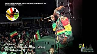 Capleton - Weh Dem A Try (Blessings Riddim)