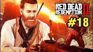 Red Dead Redemption 2 #18: TIÊU DIỆT TÊN SÁT NHÂN TÀN BẠO, GIẾT NGƯỜI NHƯ NGHÓE !!!