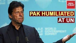 Pakistan Humiliated : China Asks For UNSC Meeting, UN Top Body Snubs Pak