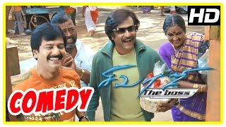 Sivaji  Tamil Movie Comedy | Sivaji Movie full Comedy Scenes | Rajinikanth, Vivek,  | Ar Rahman |