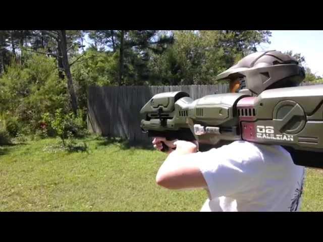 Spartan Laser Airsoft ▶ Airsoft Spartan Laser Day