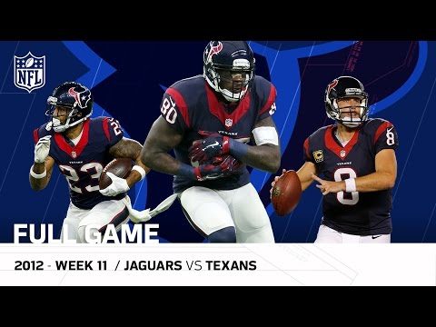 Andre Johnson Matt Schaub Lead Texans Comeback Ot Win Vs