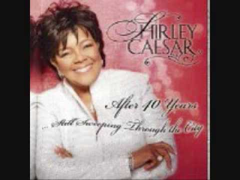 Peace in the Midst of the Storm - Shirley Caesar - YouTube