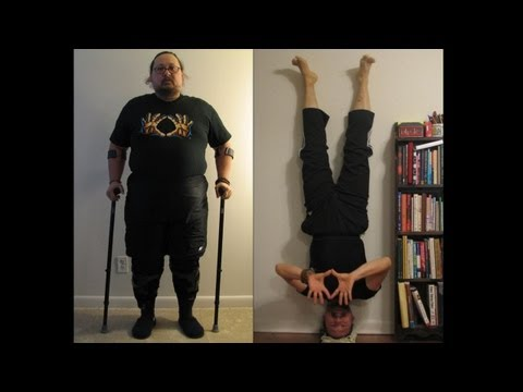 Never, Ever Give Up. Arthur's Inspirational Transformation! video