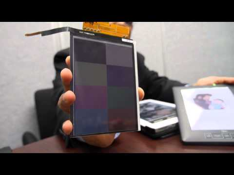E Ink Triton 2 next generation color display