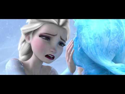 Холодное сердце. Анна замерзла.