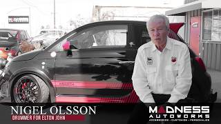 500 MADNESS: Nigel Olsson