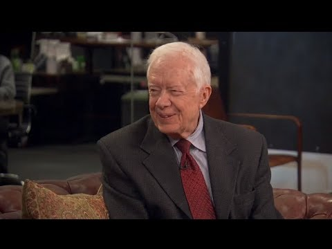 President Jimmy Carter Interview: Women in Politics and the NSA