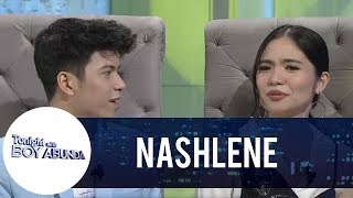 TWBA Nash Aguas spills the truth about Sharlene Sa