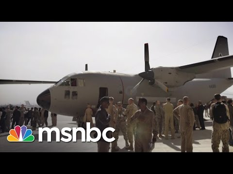 US Spends 'Classified' Amount On Afghan Security Forces | msnbc