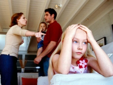 Should I stay married for my Kids?