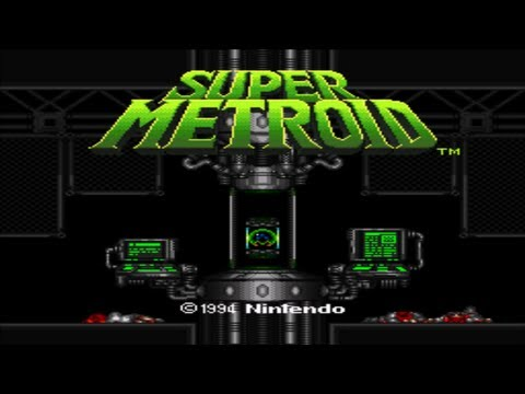 Super Metroid Rom Hack Mini Compilation