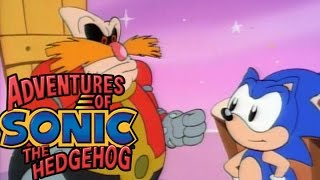 Adventures of Sonic the Hedgehog 162 - Lifestyles of the Sick and Twisted