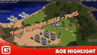 AOE HIGHLIGHT | Series những trận đấu Highlight đáng xem nhất năm 2017 - Phần 1