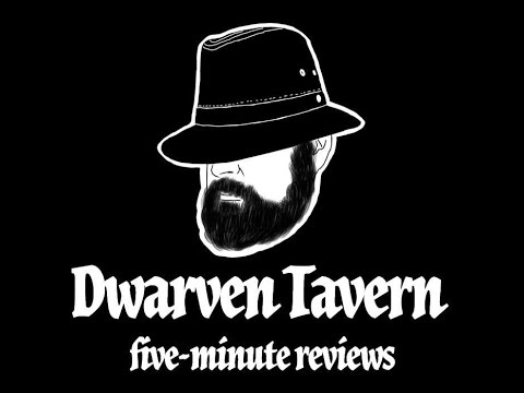Dwarven Tavern Five Minute Review - Noteboard