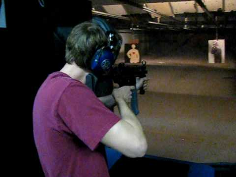 10mm MP5 Full auto