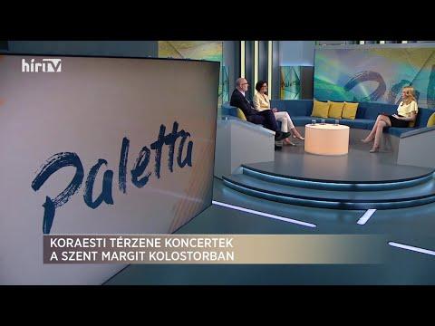Paletta (2020-08-06) - HÍR TV